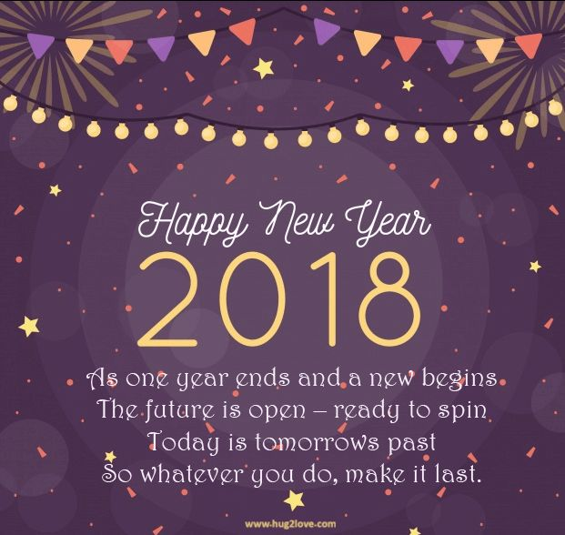 Marvelous Happy New Year 2018 Quotes : QUOTATION U2013 Image : Quotes Of The Day U2013  Description Awesome New Year 2018 Wishes Quotes Sharing Is Power U2013 Donu0027t  Forget To ...