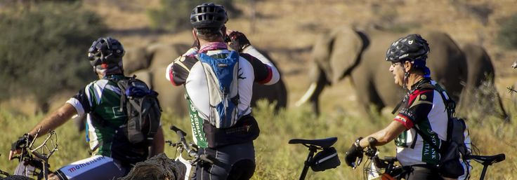 Register to enter what is arguably Africa's wildest multi-day mountain bike event: The Nedbank Tour de Tuli!