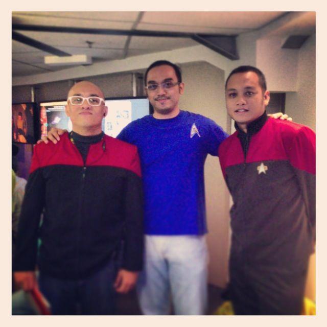 Starfleet Academy #IndoStarTrek