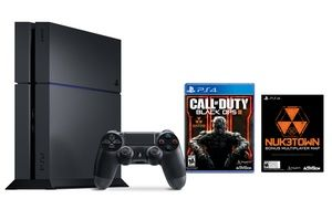 Groupon - PlayStation 4 500GB Console with Call of Duty: Black Ops III. Groupon deal price: $349.99