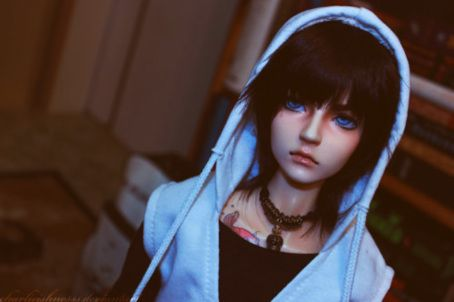 Ball Joint Doll (muñecos articulados)