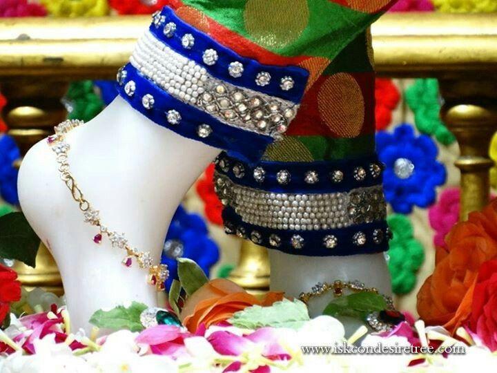 Krishna Feet