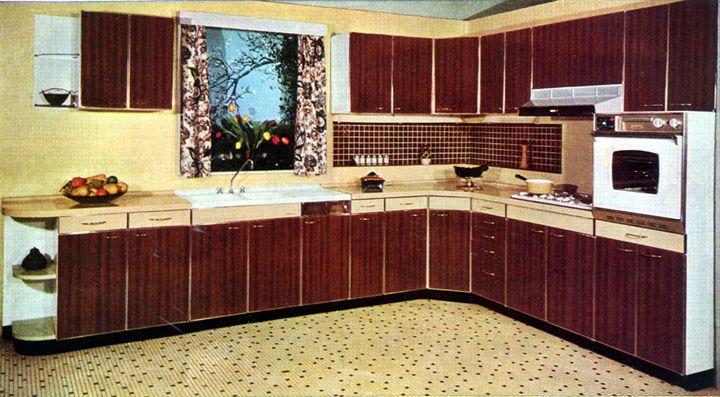 33 best cuisine formica images on pinterest kitchens vintage kitchen and yellow. Black Bedroom Furniture Sets. Home Design Ideas