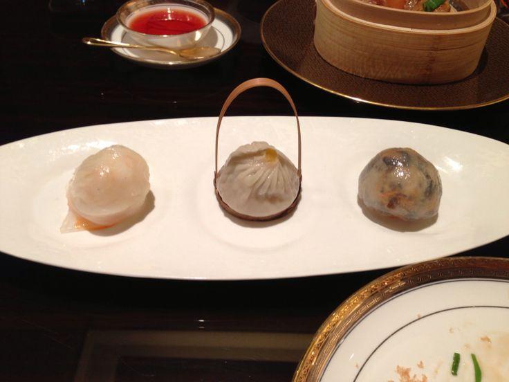 Silks Trio of Dumplings