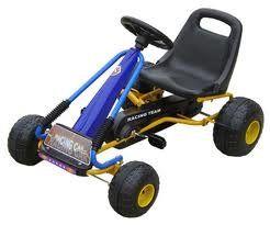 NEW childrens PEDAL go KART pedal GO cart GO-KART 3-7yrs PEDAL car KIDS cart Pedal go kart http://www.amazon.co.uk/dp/B007BFLCEK/ref=cm_sw_r_pi_dp_-1qvub19093QZ