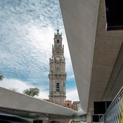 Out tower and the neighborhood    Photo by Rien Van Der Kaay  www.facbook.com/oportocity