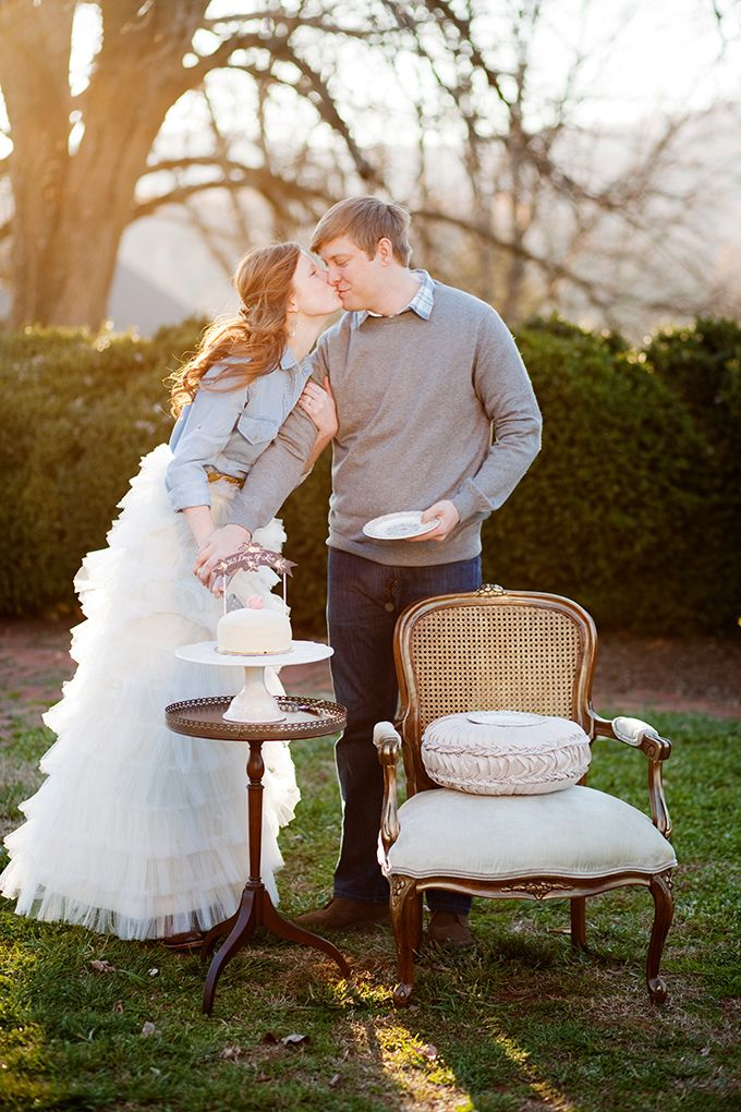 cutest 1 year anniversary shoot | Ellen Bucher