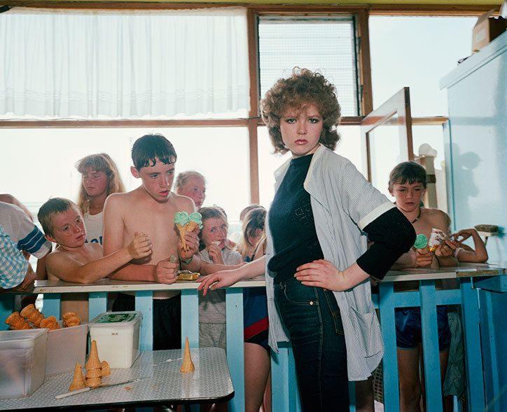 Martin Parr: From The Last Resort, 1983-5. New Brighton, Merseyside, UK.