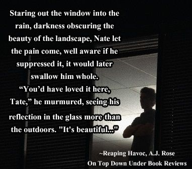 Dealing with the loss of his twin sister, Nate likes Caperville, Colorado. But he can't shake the tragedy...