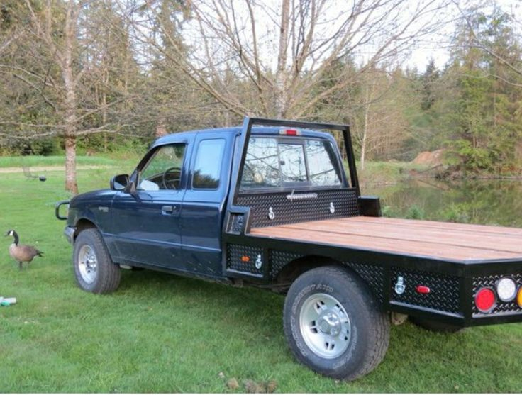 Ford Ranger Flatbed Pictures