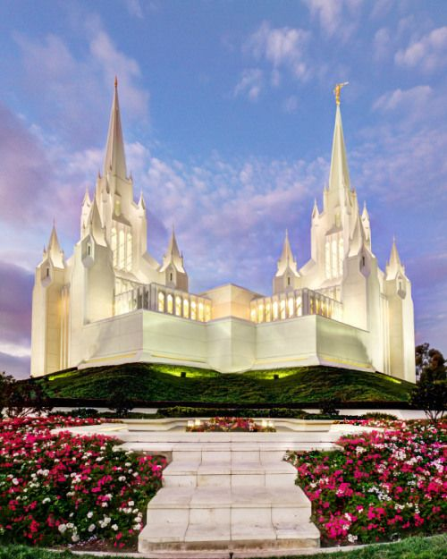 san-diego-california-temple-dusk