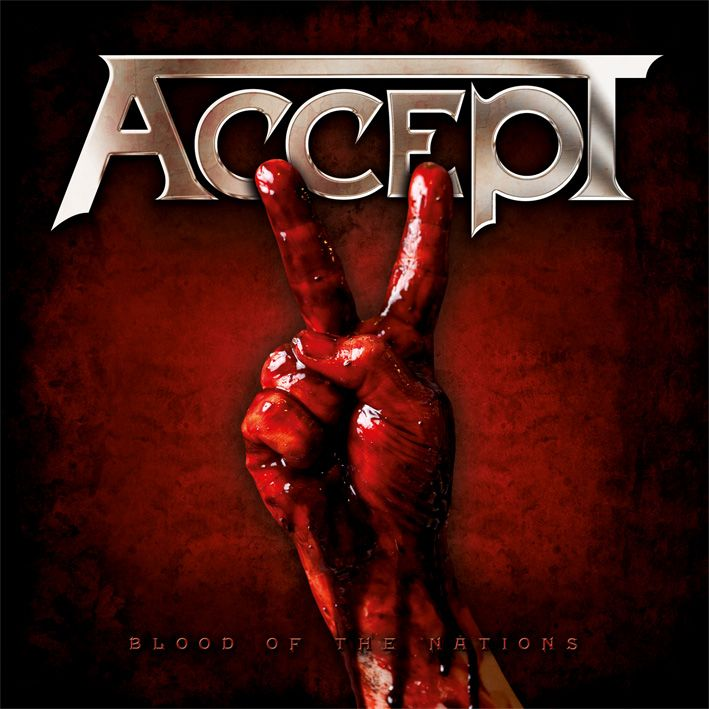 Blood of the Nations (2010) - Accept