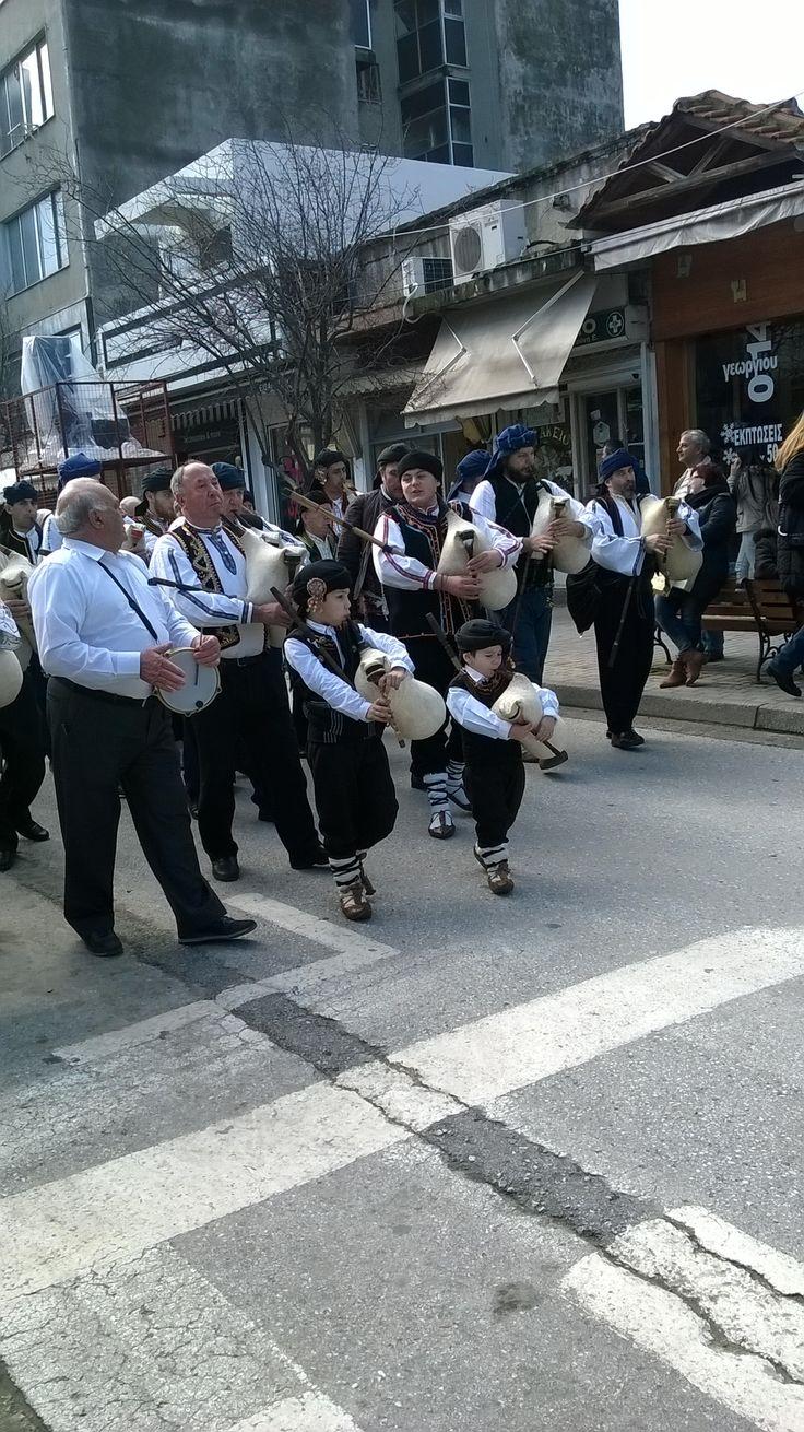 Xanthi's carnival begins