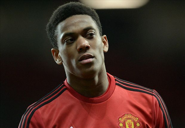 'Martial should really be Manchester United's third-choice striker'