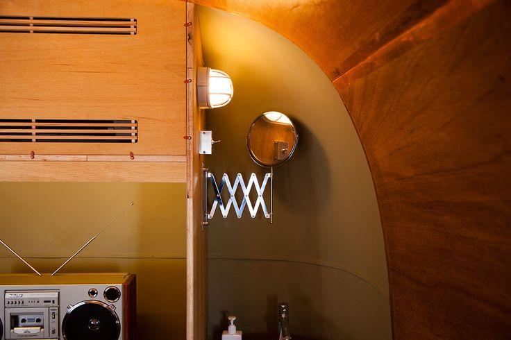 Mingu Mokuhei selected compact mirror