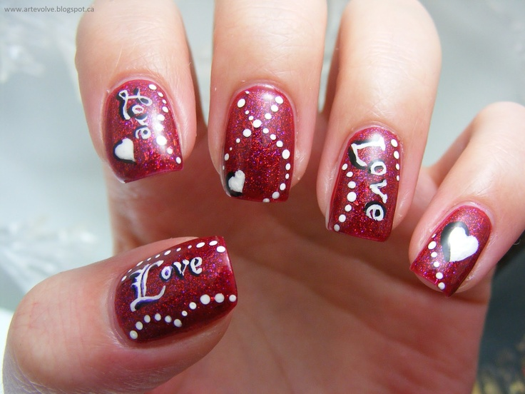 59 best elite nails & nail art design tutorial video gallery by nded ...
