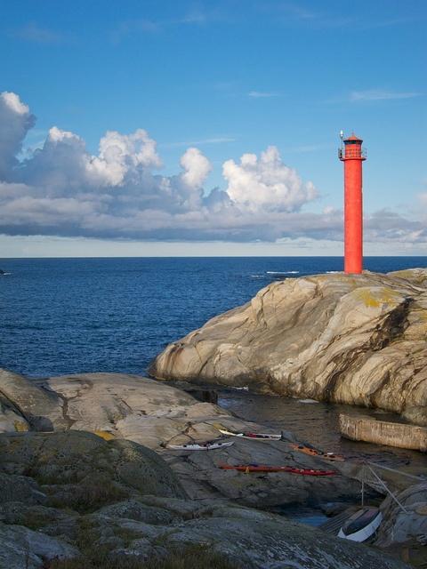 Väderöbod Lighthouse, Sweden