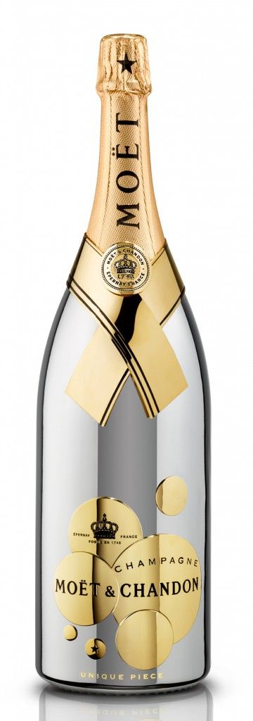 Moet & Chandon's new So Bubbly Jeroboam, 2015