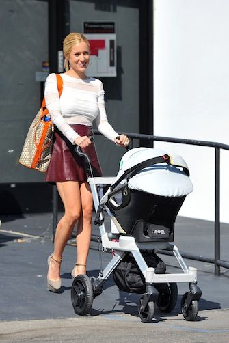 Pregnant Celebrities - Jay Cutler's Wife Kristin Cavallari Ready for Baby Number 2