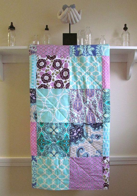 Best 25+ Patchwork baby ideas on Pinterest | Easy baby quilt ... : patchwork quilt baby bedding - Adamdwight.com