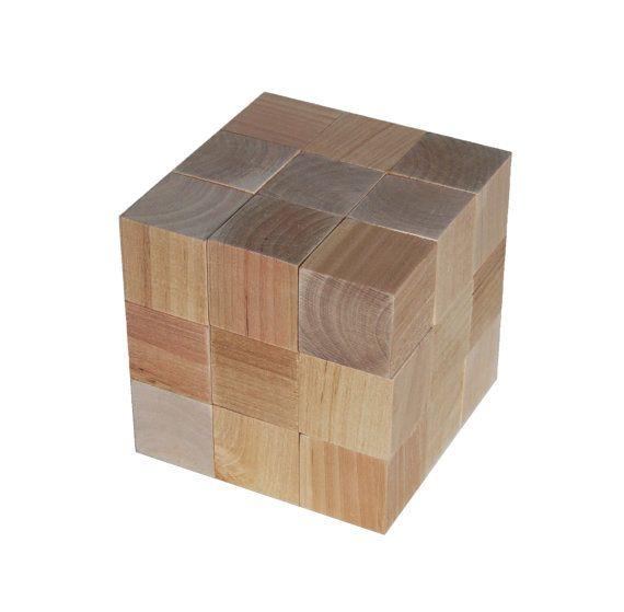children kids wooden blocks wooden Cubes for от AndrGreen на Etsy