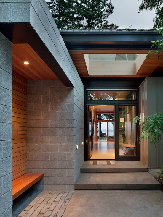 Entry Modern Pivot Door Design, Pictures, Remodel, Decor and Ideas - page 32