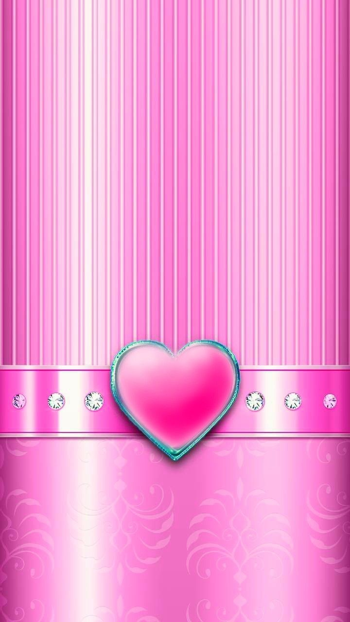 Pin By Linda Dingler On Pink Pink Wallpaper Heart Heart