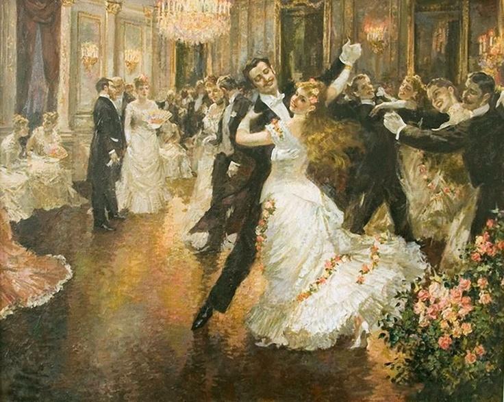 Gilded age waltz   The Vanderbilts/ Gilded Age   Dance art ...