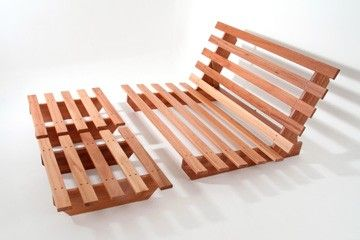 Base de madeira modelo indiano casal sof cama futon for Modelos de sofa cama