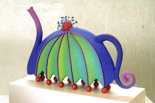 RebeccaMazurZimmerman-Teapot#3 by Kathleen Dustin Design, via Flickr