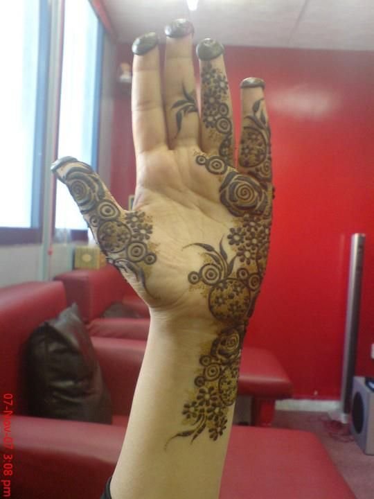 Khaleeji Henna Designs: 1000+ Images About Simple Henna Designs On Pinterest