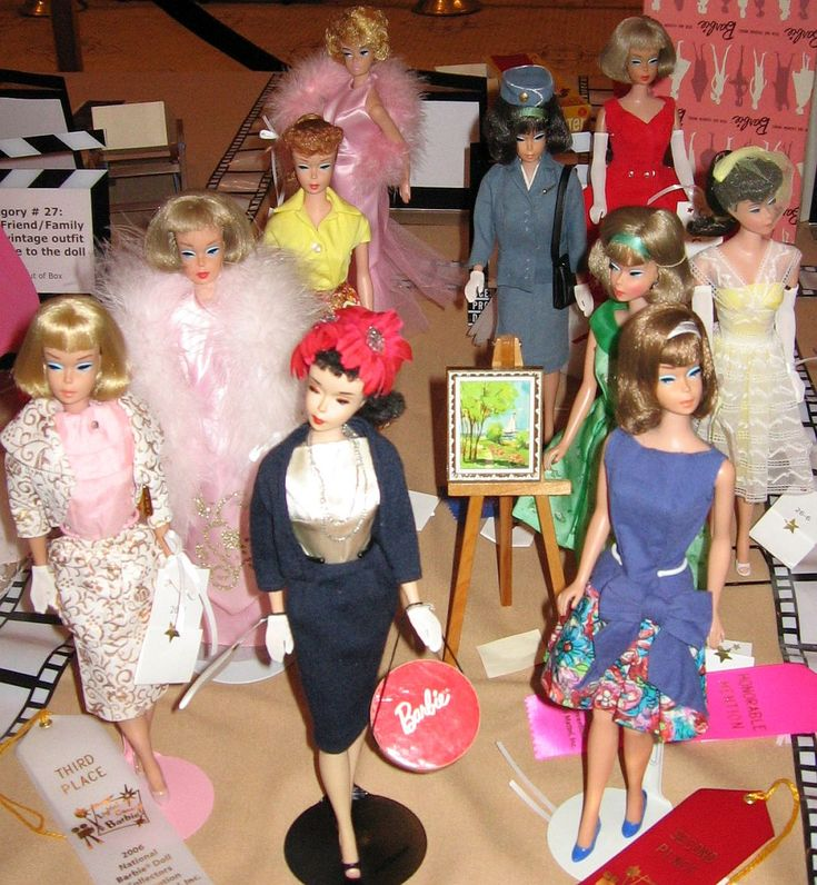Old Barbie | 26. Vintage Barbie® doll in a vintage outfit appropriate to the doll