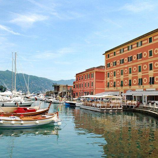 Santa Margherita Ligure... #italy www.culturalitaly.com