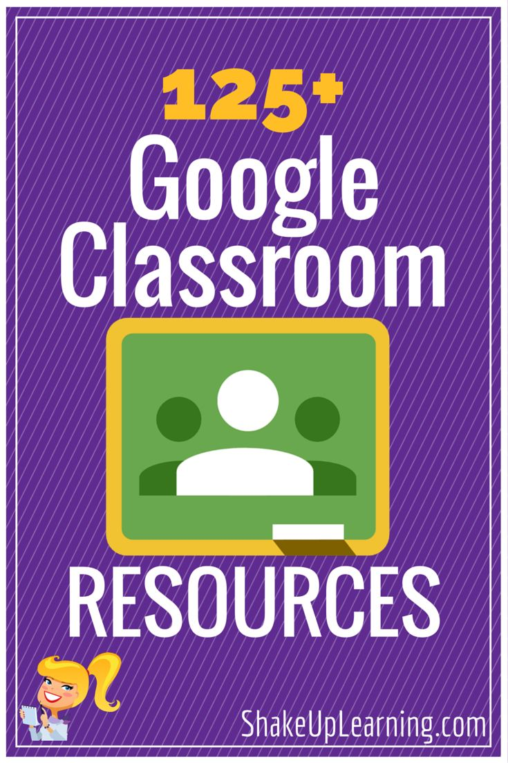 125+ Google Classroom Tips, Tutorials and Resources from Shake Up Learning