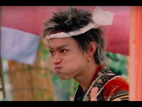 【AU 最新CM!】桃太郎「鬼ちゃん露天」篇 鬼ちゃん菅田将暉、絶好調! - YouTube