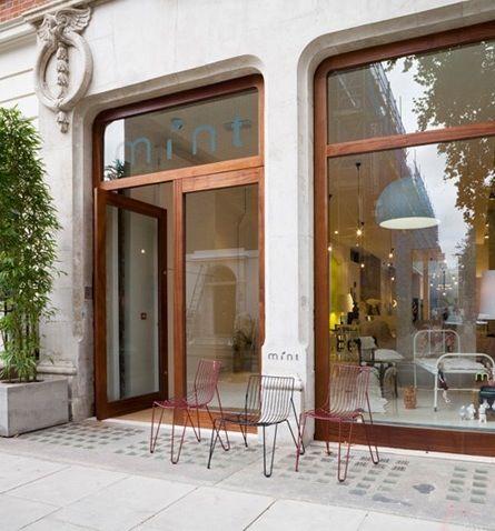 Shopper's Diary: Mint in London Update : Remodelista