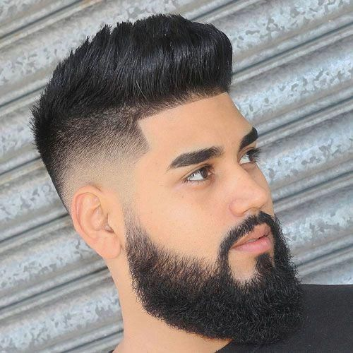 21 Best Mid Fade Haircuts 2019 Guide Lef 5 Mid Fade Haircut