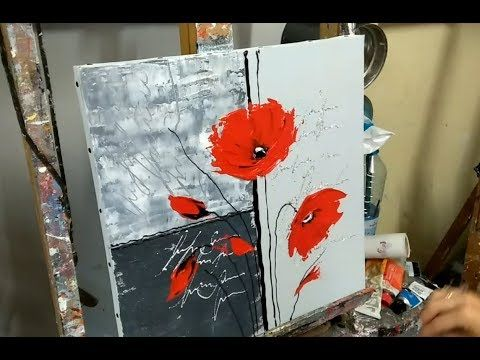 In this video, I explain to you how to modernize a picture of poppies. I used …