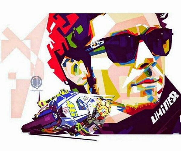 Rossi's image