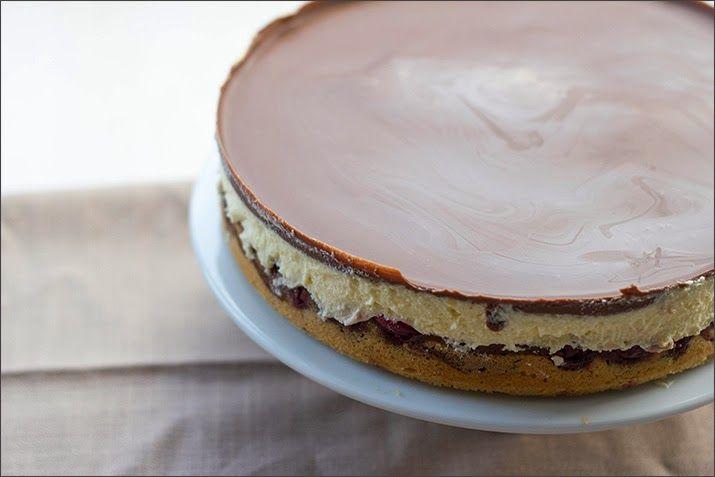 Zeit für Kuchen: Klassische Donauwelle zum Kaffeeklatsch - ein Lieblingsrezept - moey's kitchen foodblog