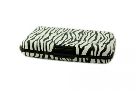 Etui porte cartes Ogon 5A Zebra