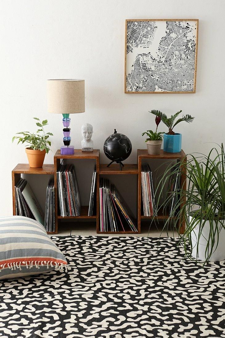 Assembly Home Composition Handmade Rug #urbanoutfitters