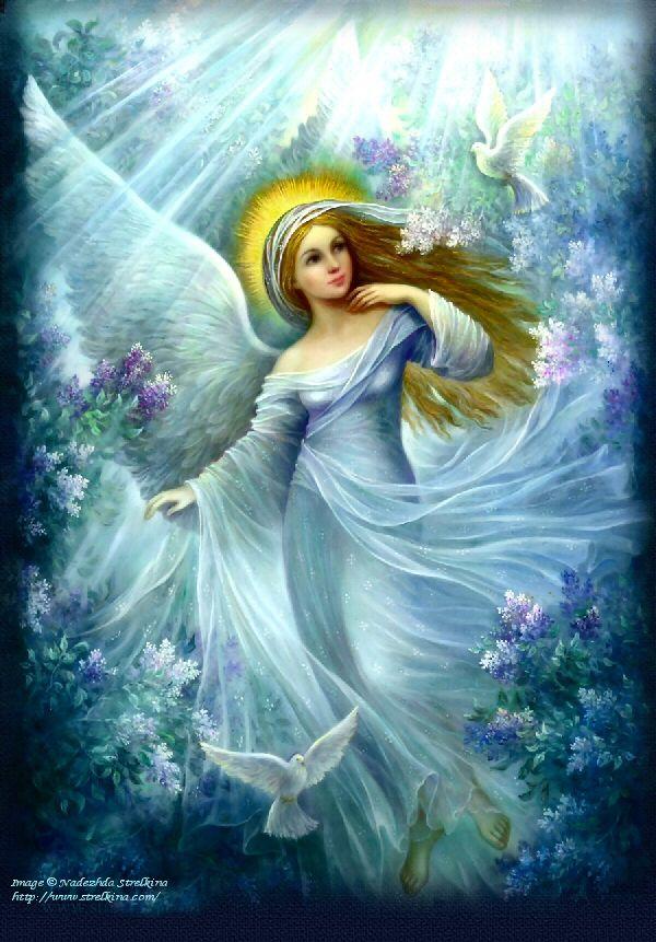 Angel Of Love, Nadezhda Strelkina
