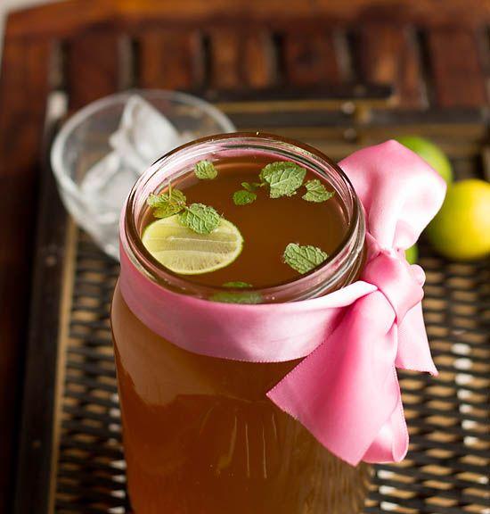 Lemon Iced Tea Recipe, How to make Lemon Iced Tea Recipe