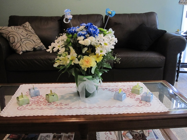 party baby tea party forward boy baby shower easy flower arrangements