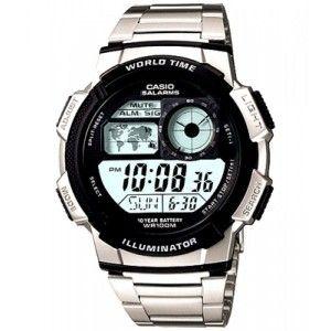 Casio - AE1000WD 1AV : http://ceasuri-originale.net/colectie-de-ceasuri-barbatesti-ieftine/ #casio #watches #luxury #original #fashion #elegant #trendy #casual #ceasuri #moda