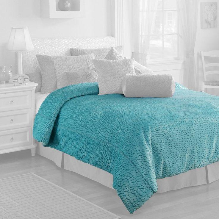 Melrose Aqua Comforter