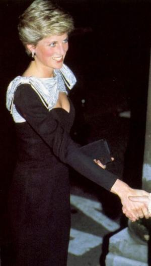 Princess Di. Love this dress. by anastasia