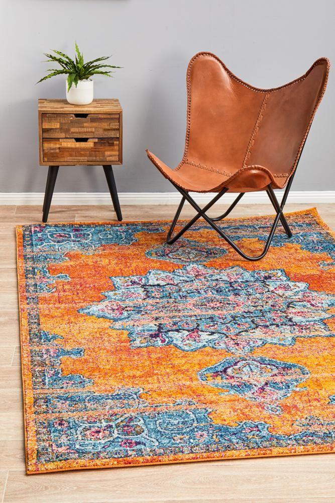 Blaze Rust Rug Rugs Rugs Online Colorful Rugs