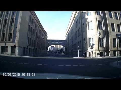Taxi Berlin Zielfahrt Friedrichstr. nach Scandic Hotel Potsdamer Platz